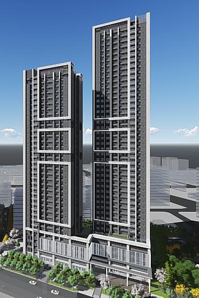 欣寶禾 板橋區板南段621.622新建工程