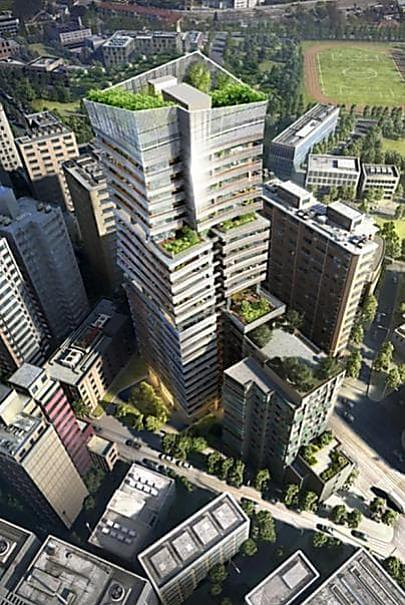 勝輝建設【新板極】新北市板橋區 民族段126地號新建工程