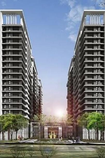 三發地產【三發匯世界】台南市永康區 橋北段13、15地號新建工程