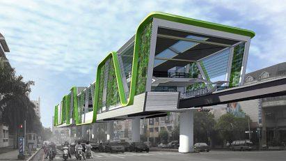 大眾捷運系統烏日文心北屯線建設計畫