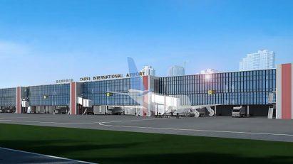 昇恆昌 台北國際航空站增建工程