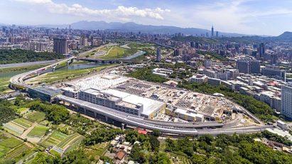 台北大眾捷運環狀線南機廠新建工程