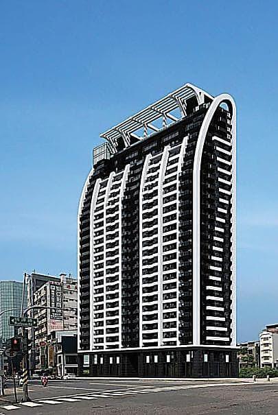 達麗建設事業【達麗東京】高雄市前金區 東金段807-2地號新建工程