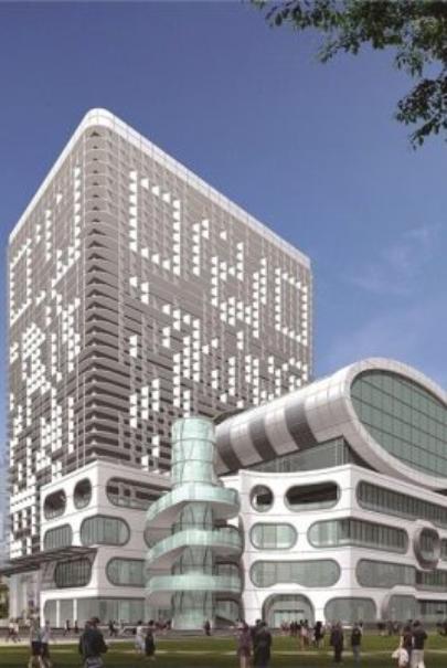 三創數位 台北市中正區 三創數位生活園區 容留管制計畫