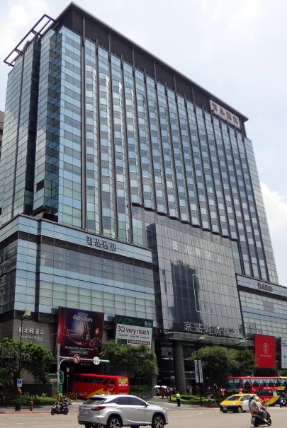 台北市大同區京站大樓(轉運站)新建工程