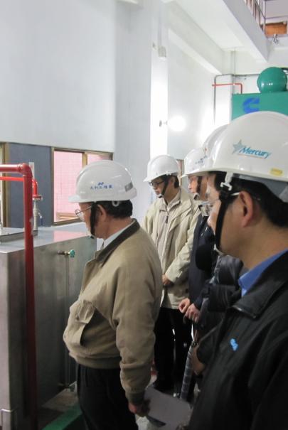 抽水站儲油槽消防改善工程