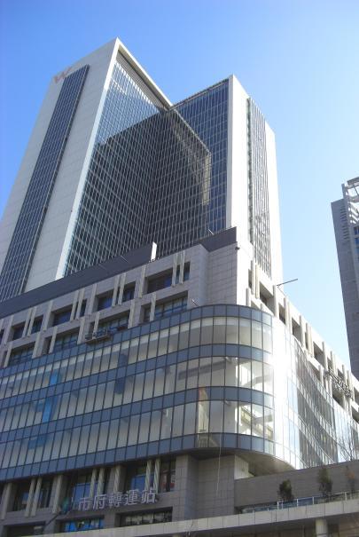 台北市信義區統一時代百貨動態演練及防護計畫