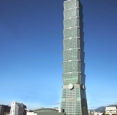 台北市信義區台北101金融大樓新建工程