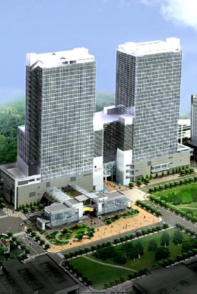 台北市南港車站(含環球購物中心)