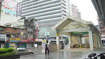 台北大眾捷運 環狀線大坪林站新建工程