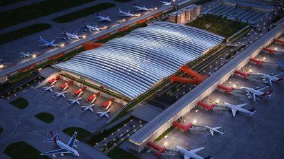 臺灣桃園國際機場第三航站區建設計畫防災計畫書(第一次變更)